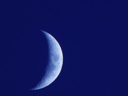 August 24th 2009 , Moon , Palos Hills