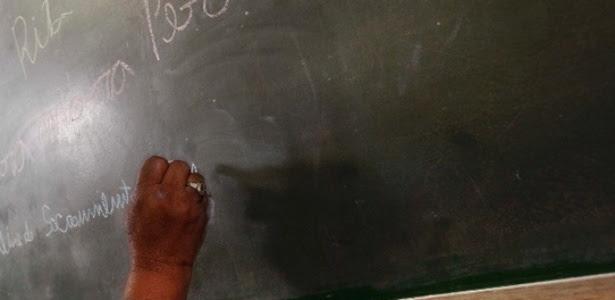 Brasil tem 13,9 milhões de analfabetos adulto, segundo dados da Unesco