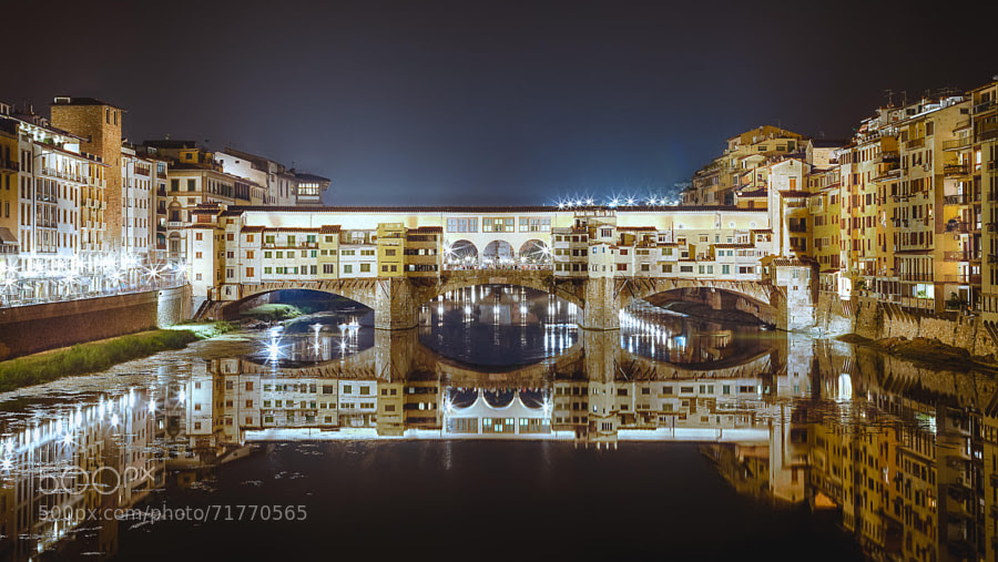 Photograph Ponte Vecchio by Alonzo Wright on 500px