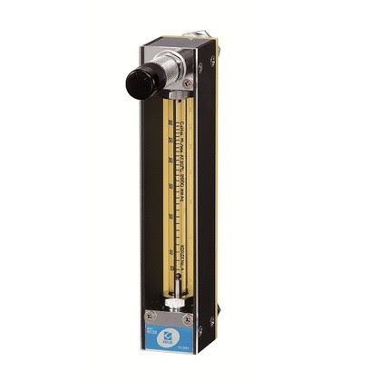 Flowmeter with Precision Needle Valve