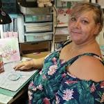 Courtivron | Le scrapbooking l'a aidée à surmonter son handicap