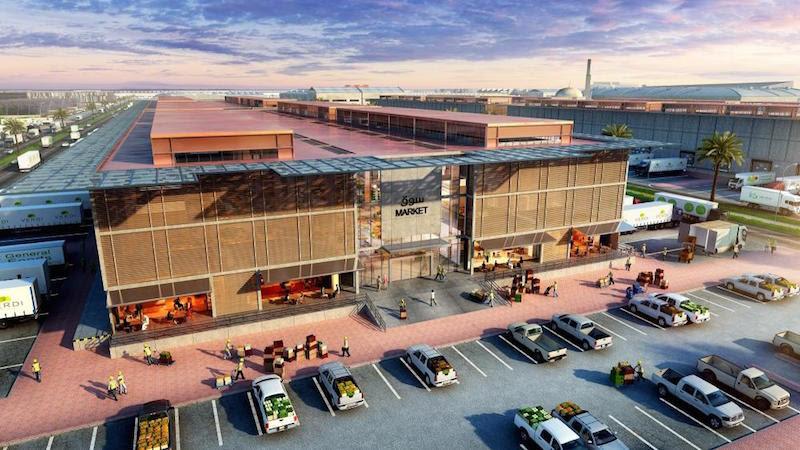 Dubai's ruler unveils blueprint for $1.5bn Food Park