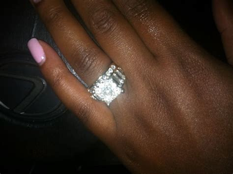 Do you think that it is possible to have too big of a ring????