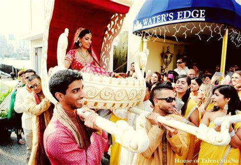 New York City, New York Indian Wedding by House of Talent