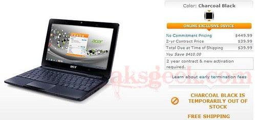 Acer Aspire AO722