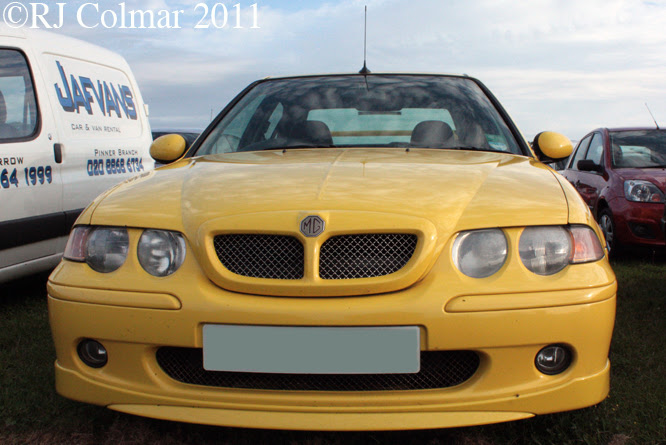 MG ZS, Goodwood Revival