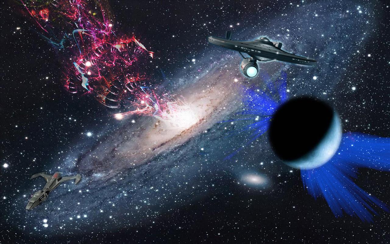 Ncc 1701 A Star Trek Wallpaper 4355522 Fanpop
