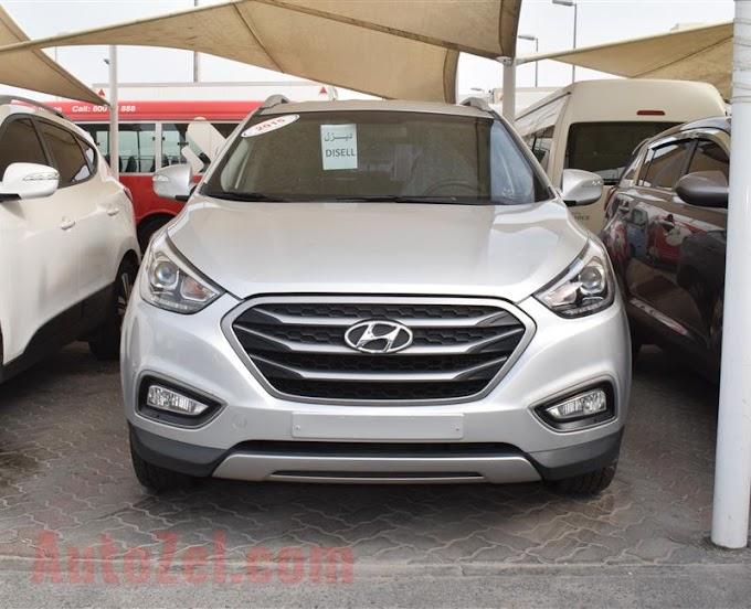 Hyundai Tucson 2015 - Alhj95fncr9rfm / 2015 hyundai tucson infotainment system.