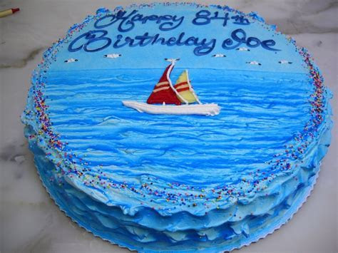 Sailboat Cakes ? Decoration Ideas   Little Birthday Cakes