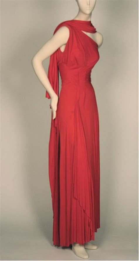 1940s evening gowns