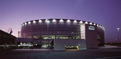 Hartwall Arena, Hartwall Arena