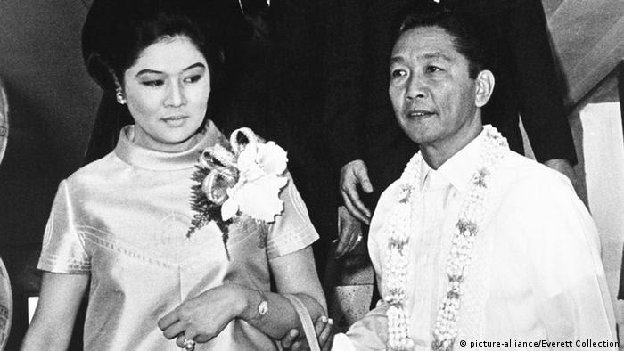 Philipinen Ferdinand Marcos