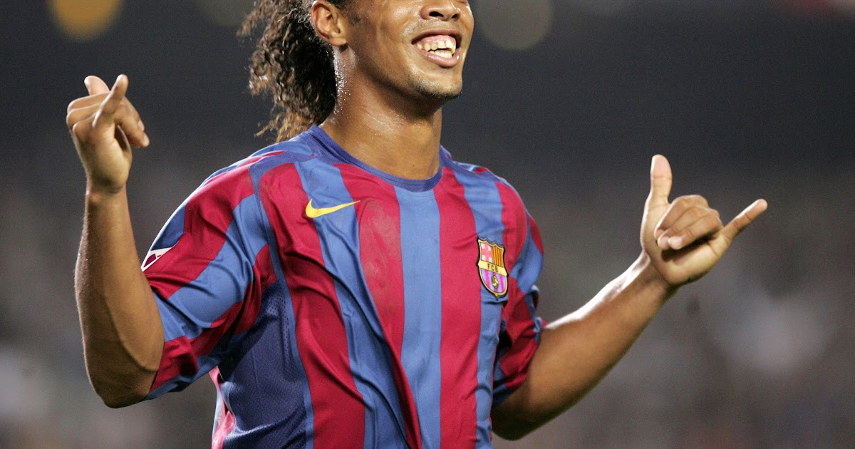 biography of ronaldinho Lionel messi: lionel messi, argentine-born football (soccer) player who is one of the greatest goal-scorers in the sport's history he was named the fifa world player of the year on five occasions.
