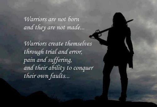 Quotes About Warriors 166 Quotes