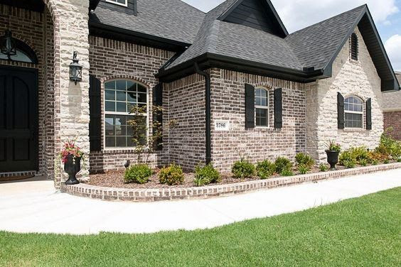 Top 50 Best Brick And Stone Exterior Ideas  Cladding Designs