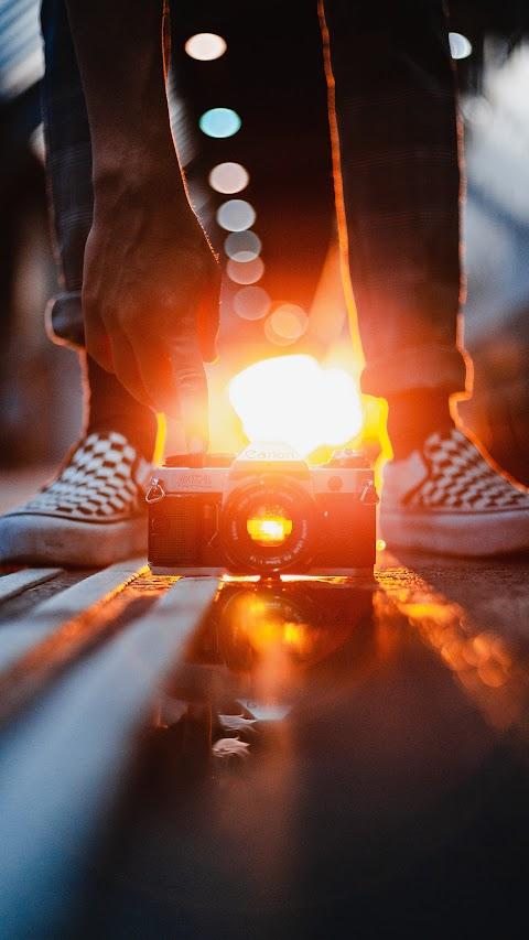 خلفية لمحبي التصوير الفوتوغرافي بدقة عالية مع ضوء الشمس المنعكس hd