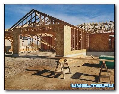 Как построить дом за один сезон