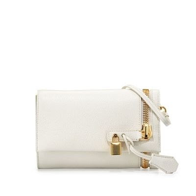 Tom Ford Alix Small Fold-Over Crossbody Bag
