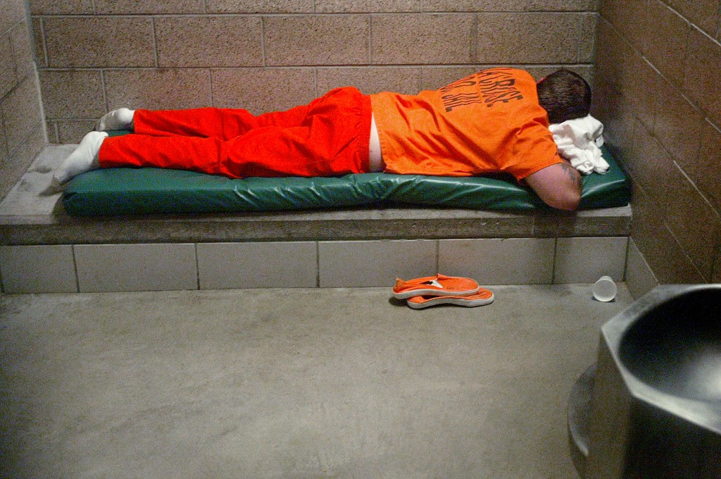 Mental Health Care in Shambles at County Jails » Urban ...