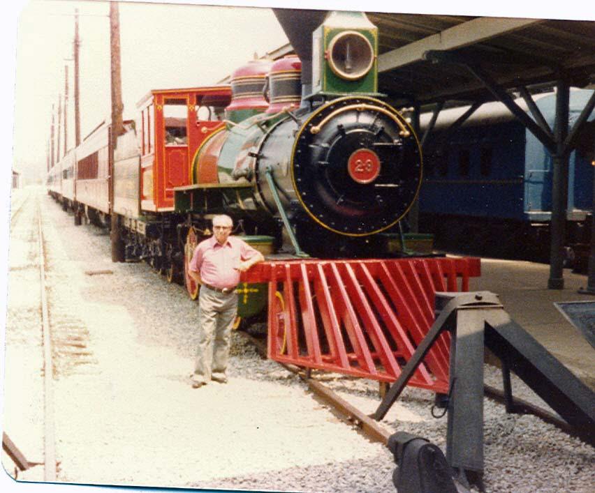 Locomotive 23