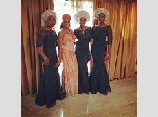Chief Izuchukwu Onwugbenu?s Daughter Onyinye?s Wedding: Genevieve Nnaji Storms Nnewi