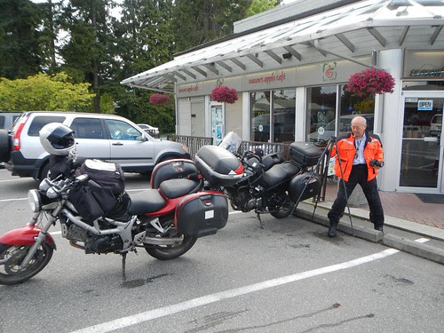 Everyday for 7 Weeks - Day 27 - Vancouver to Seattle