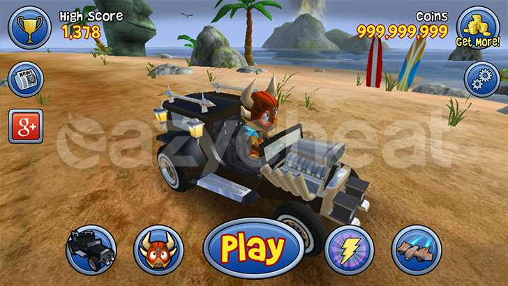 Beach Buggy Blitz Unlimited Coins
