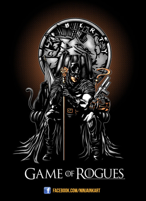 Game of Rogues by Timothy Lim