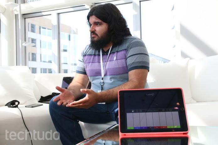 Raphael Silva (Foto: Fabrício Vitorino/TechTudo)