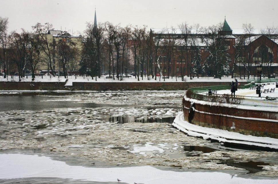 Wrocław zimą - Breslau in Winter