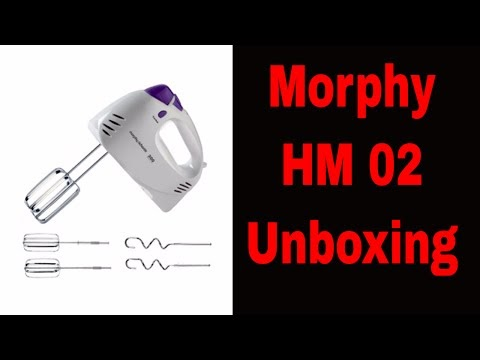 E Guru: Morphy Richards HM01 300 Watt Hand Mixer Beater