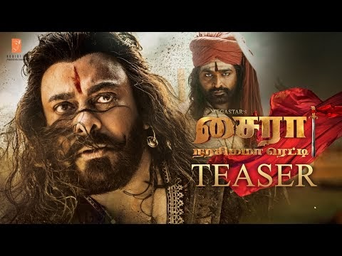Sye Raa Tamil Teaser Review