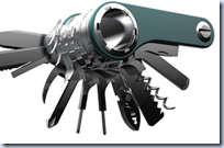 Switch Modular Pocket Knife