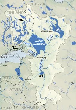 Neva River Wikipedia