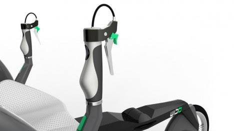 Advanced Accessibility 12 Futuristic Wheelchair Designs