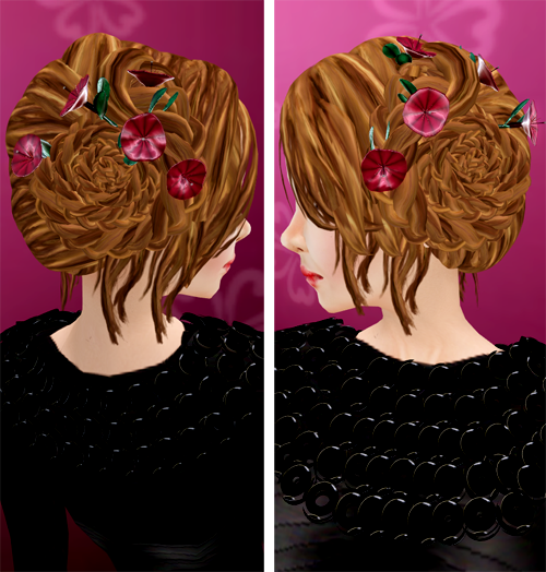 NEW! Bliensen + MaiTai Hair - Not A Princess