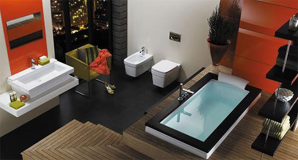 Modern Bathroom Idea from Jacuzzi - Aura Bath is your choice for ...