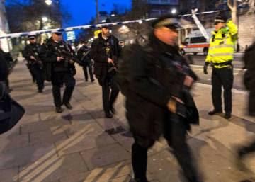 La policía ignoró el peligro de Khalid Masood, autor del atentado de Londres