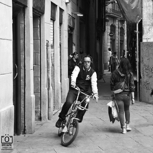 Movilidad Ciclista  [ STREET LIFE - PHOTOGRAPHY ] by Otazu