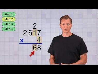 Multi-Digit Multiplication Pt 1
