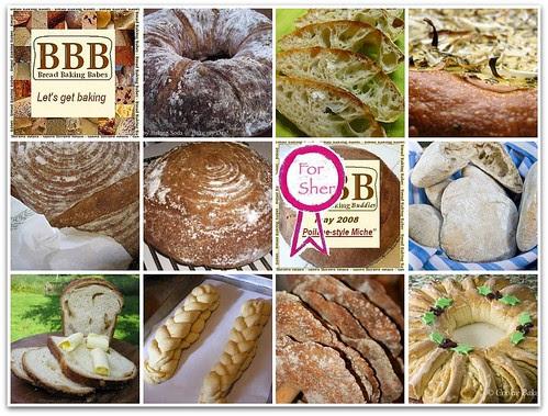 BBB Breads 2008