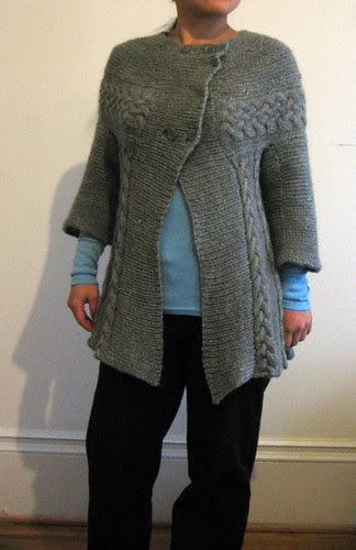 Pringle inspired cardigan