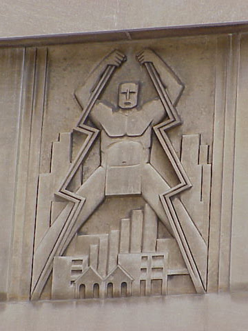Commonwealth Edison Substation, Chicago