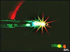 10 மில்லியன் செல்சியஸ் வெப்பநிலைக்கு சடப்பொருட்களை வெப்பப்படுத்தி உருக்கக் கூடிய அதிக சக்தி வாய்ந்த லேசர்கள் கண்டறியப்பட்டுள்ளன. எதிர்காலத்தில் fusion  தேவைகளுக்கு இவையே பயன்படுத்தவும் படலாம்.