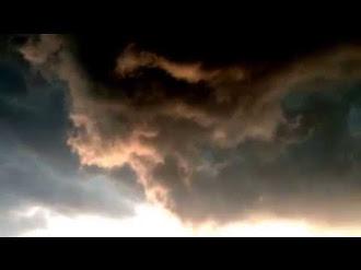 Strange Sounds From The Sky Over Tulsa Oklahoma / Extraños Sonidos en Tulsa Oklahoma