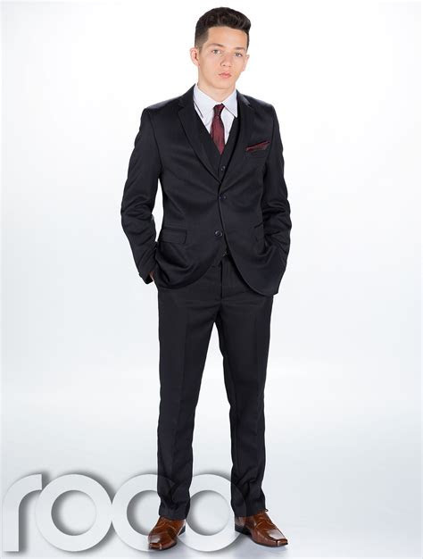 Boys Wedding Suit In Navy, Page Boy Suits, Prom Suits