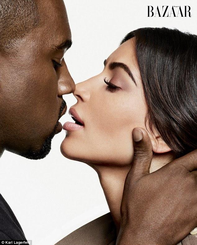 Sensual: Kanye West e