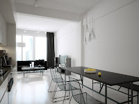 Minimalist Black House Design