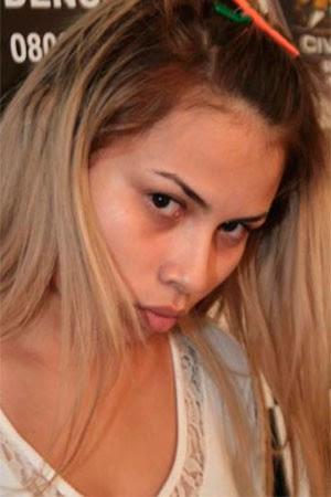 Kilssia Carneiro Pereira é suspeita de liderar quadriilha (Foto: Divulgação/Polícia Civil do RN)