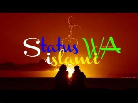 status wa doa islami youtube